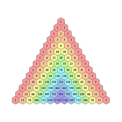 GCSE Computer Science Programming Practice - Pascal's Triangle