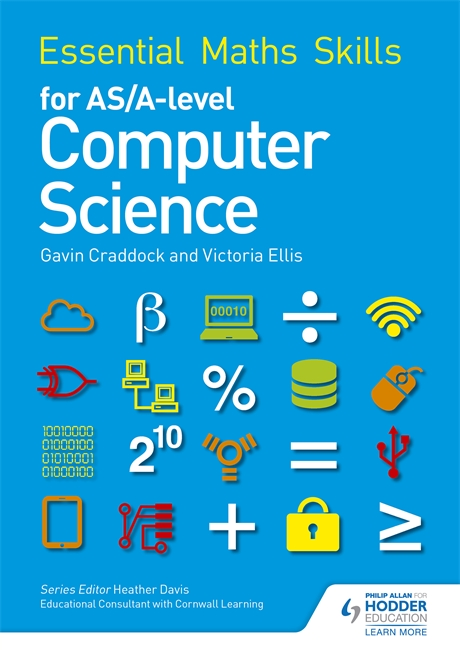 computer science a level maths book hodder