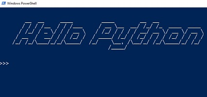 Running Python Scripts from a Command Line